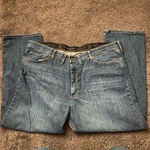 Men's Wrangler Jeans.